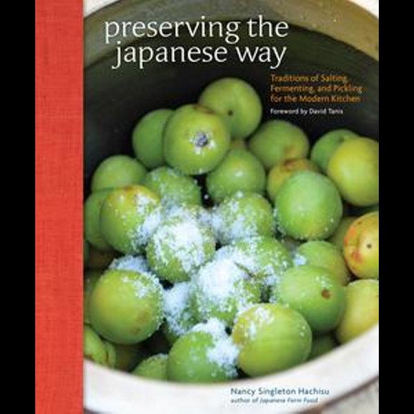 Preserving the Japanese Way - Nancy Singleton Hachisu   Karta-nauczyciela.org