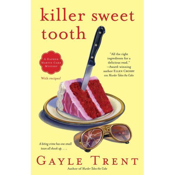 Killer Sweet Tooth - Gayle Trent   Karta-nauczyciela.org