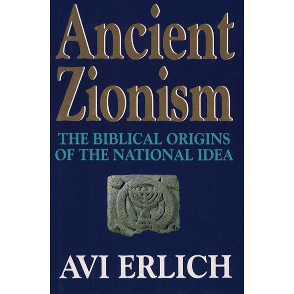 Ancient Zionism - Avi Erlich | Karta-nauczyciela.org