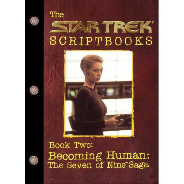 Becoming Human: The Seven of Nine Saga - Various | Karta-nauczyciela.org