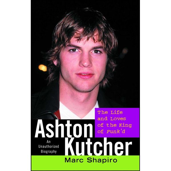 Ashton Kutcher - Marc Shapiro   Karta-nauczyciela.org
