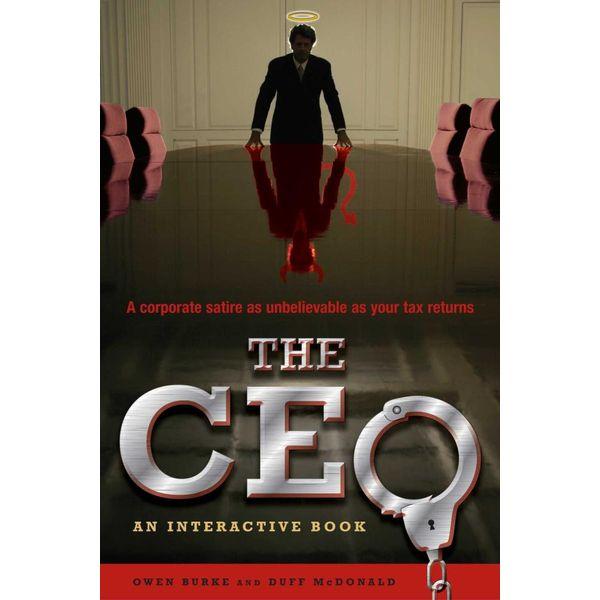 The CEO - Owen Burke, Duff McDonald | Karta-nauczyciela.org