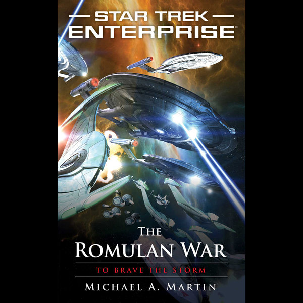 The Romulan War - Michael A. Martin   Karta-nauczyciela.org