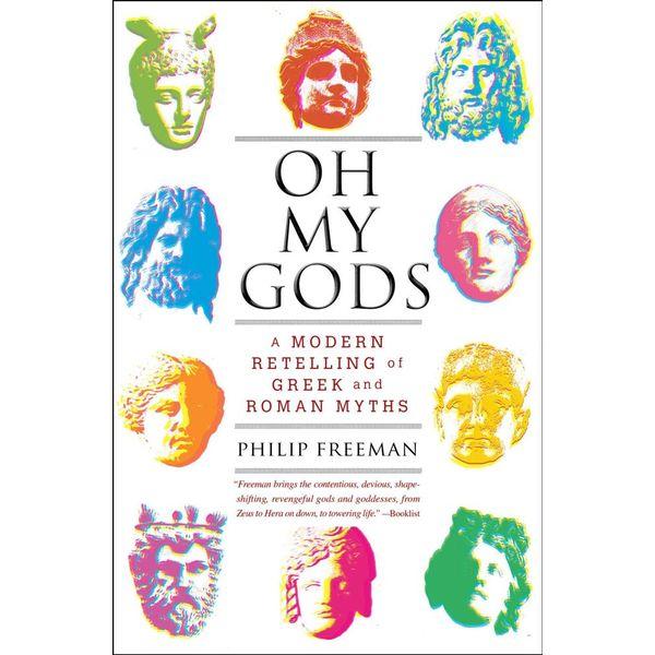 Oh My Gods - Philip Freeman | Karta-nauczyciela.org
