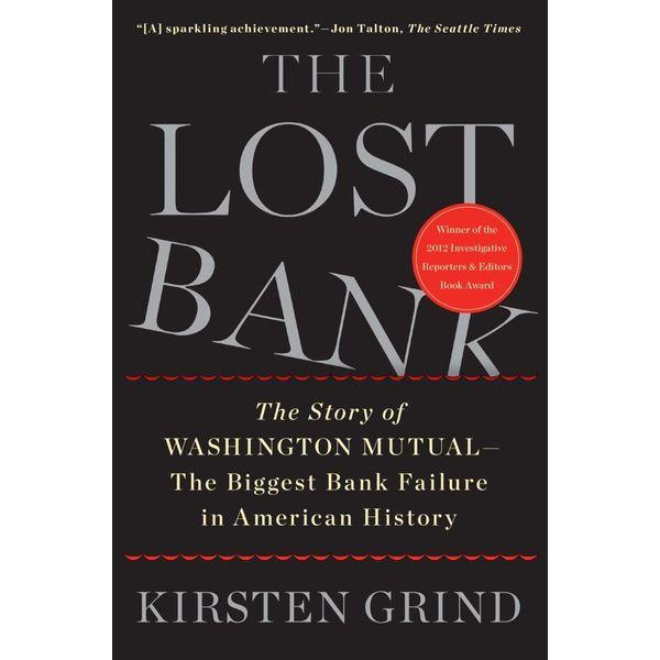 The Lost Bank - Kirsten Grind   Karta-nauczyciela.org