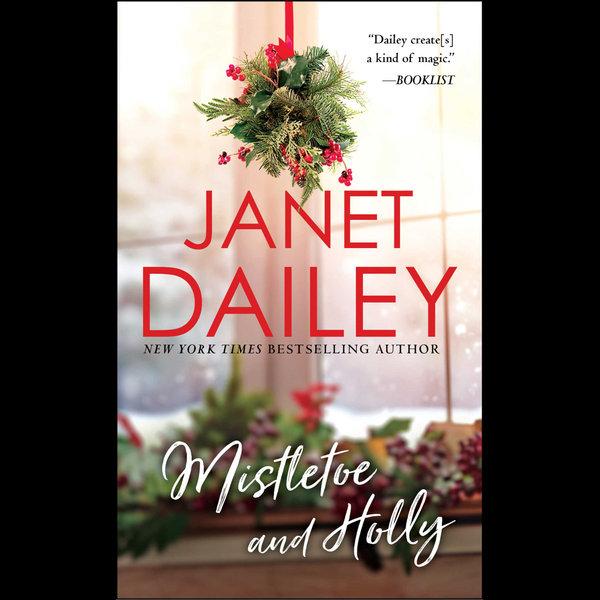 Mistletoe and Holly - Janet Dailey   Karta-nauczyciela.org