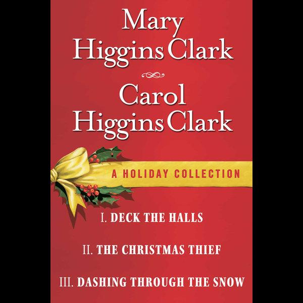 Christmas Thief / Deck the Halls / Dashing Through the Snow - Mary Higgins Clark, Carol Higgins Clark   Karta-nauczyciela.org