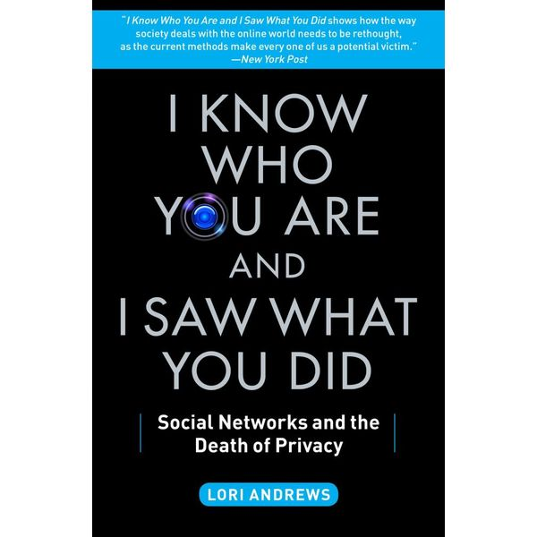 I Know Who You Are and I Saw What You Did - Lori Andrews | Karta-nauczyciela.org