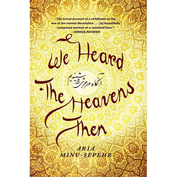 We Heard the Heavens Then - Aria Minu-Sepehr | Karta-nauczyciela.org