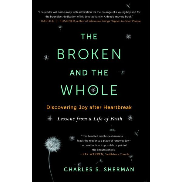 The Broken and the Whole - Charles S. Sherman | Karta-nauczyciela.org