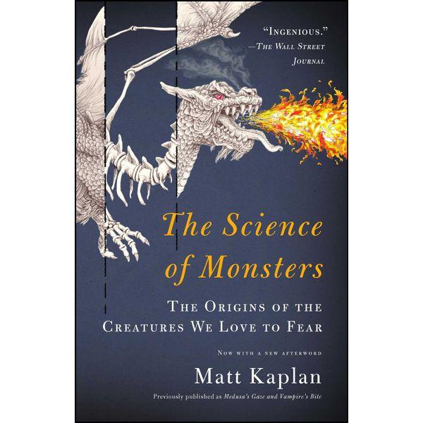 The Science of Monsters - Matt Kaplan | Karta-nauczyciela.org