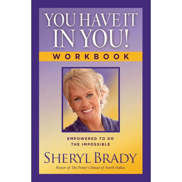 You Have It In You! - Sheryl Brady | Karta-nauczyciela.org