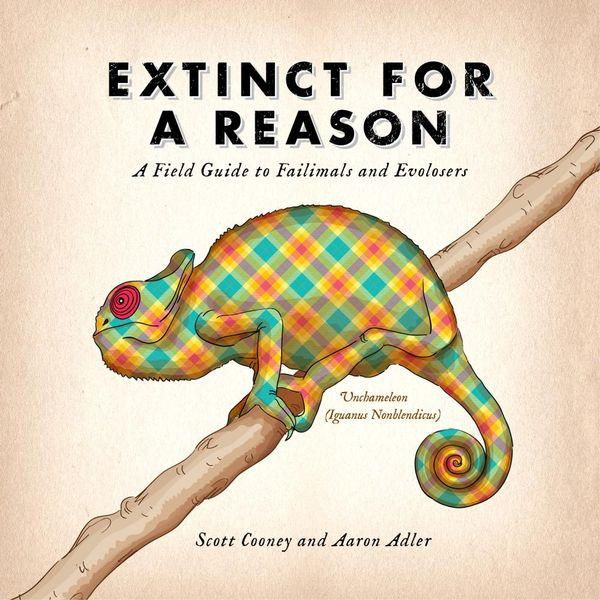 Extinct for a Reason - Scott Cooney, Aaron Adler | Karta-nauczyciela.org