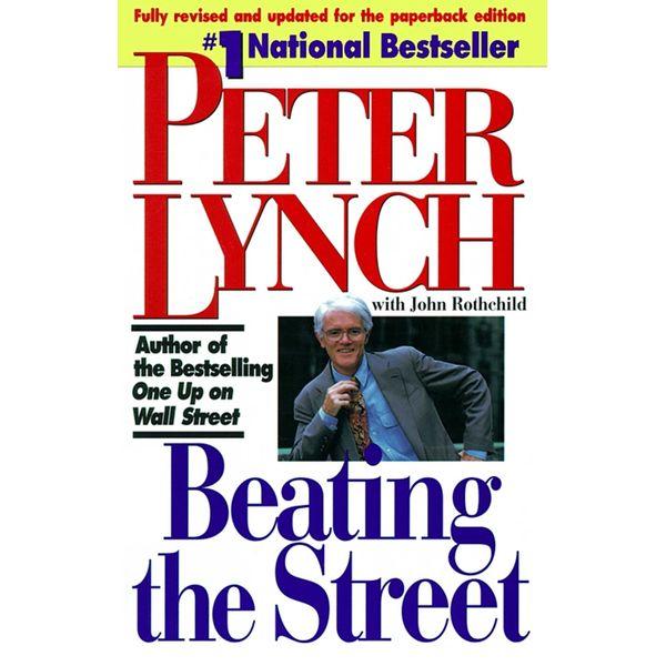 Beating the Street - Peter Lynch, John Rothchild   Karta-nauczyciela.org