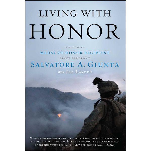 Living with Honor - Joe Layden, Salvatore Giunta   Karta-nauczyciela.org