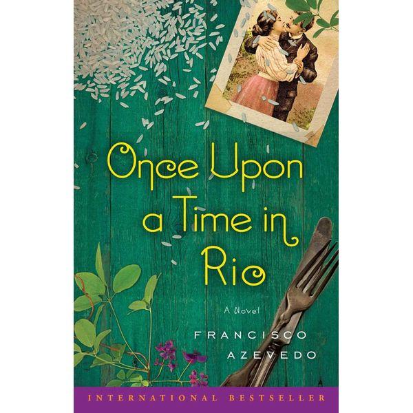 Once Upon a Time in Rio - Francisco Azevedo | Karta-nauczyciela.org