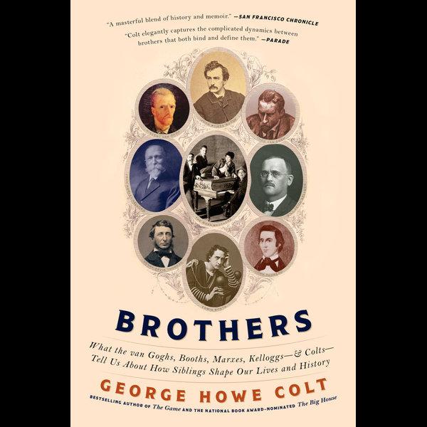 Brothers - George Howe Colt | Karta-nauczyciela.org