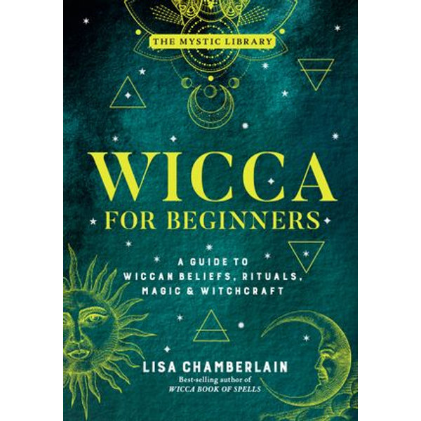 Wicca for Beginners - Lisa Chamberlain | 2020-eala-conference.org
