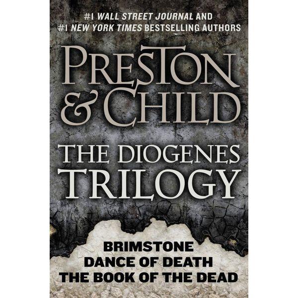 The Diogenes Trilogy - Lincoln Child, Douglas Preston | Karta-nauczyciela.org