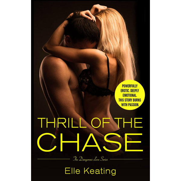 Thrill of the Chase - Elle Keating   Karta-nauczyciela.org