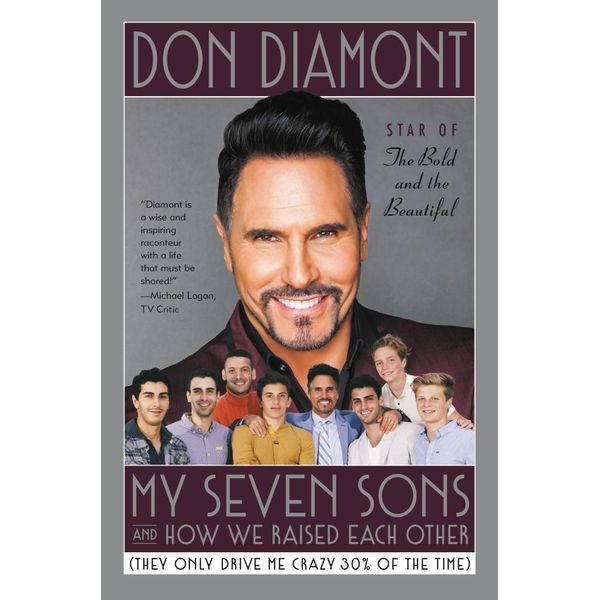 My Seven Sons and How We Raised Each Other - Don Diamont | Karta-nauczyciela.org