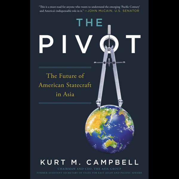 The Pivot - Kurt Campbell   Karta-nauczyciela.org