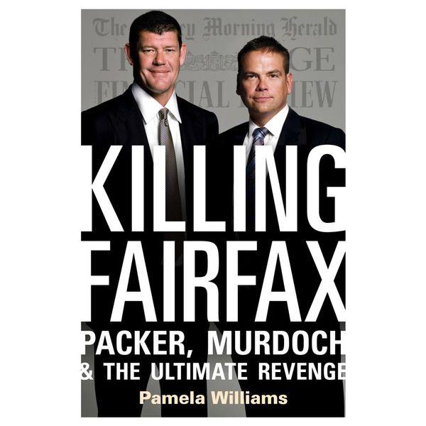 Killing Fairfax - Pamela Williams | Karta-nauczyciela.org