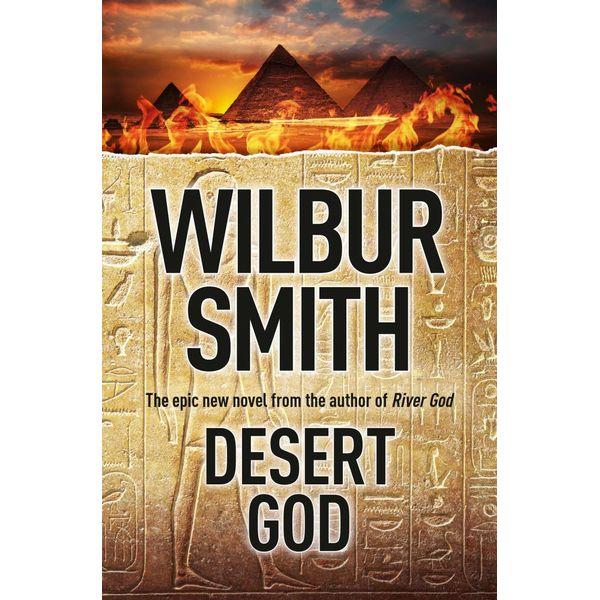 Desert God - Wilbur Smith   Karta-nauczyciela.org