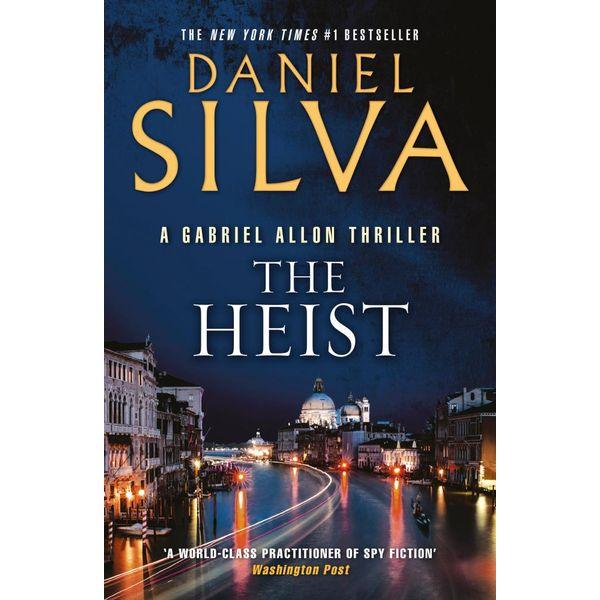 The Heist - Daniel Silva   Karta-nauczyciela.org