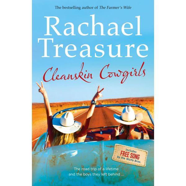 Cleanskin Cowgirls - Rachael Treasure | Karta-nauczyciela.org