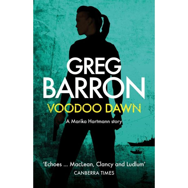 Voodoo Dawn (a Marika Hartmann short story) - Greg Barron | Karta-nauczyciela.org