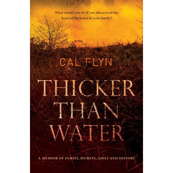 Thicker Than Water - Cal Flyn   Karta-nauczyciela.org