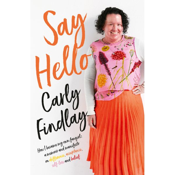 Say Hello - Carly Findlay | Karta-nauczyciela.org
