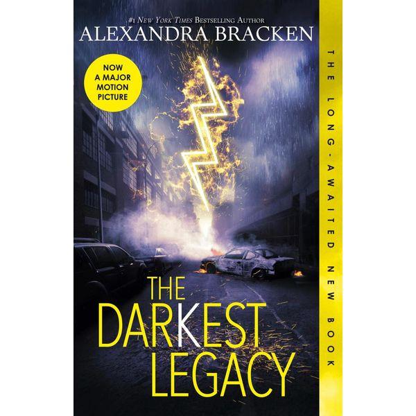 The Darkest Legacy (The Darkest Minds, #4) - Alexandra Bracken   Karta-nauczyciela.org