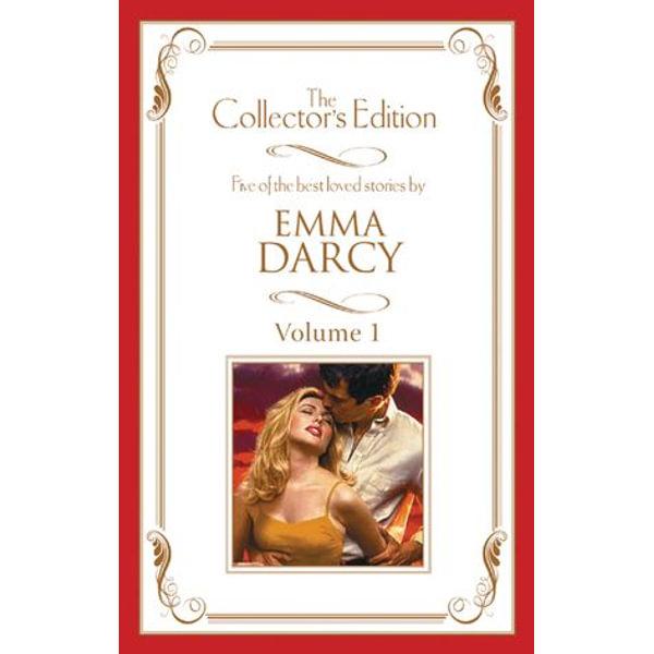 Emma Darcy - The Collector's Edition Volume 1 - 5 Book Box Set - Emma Darcy | Karta-nauczyciela.org