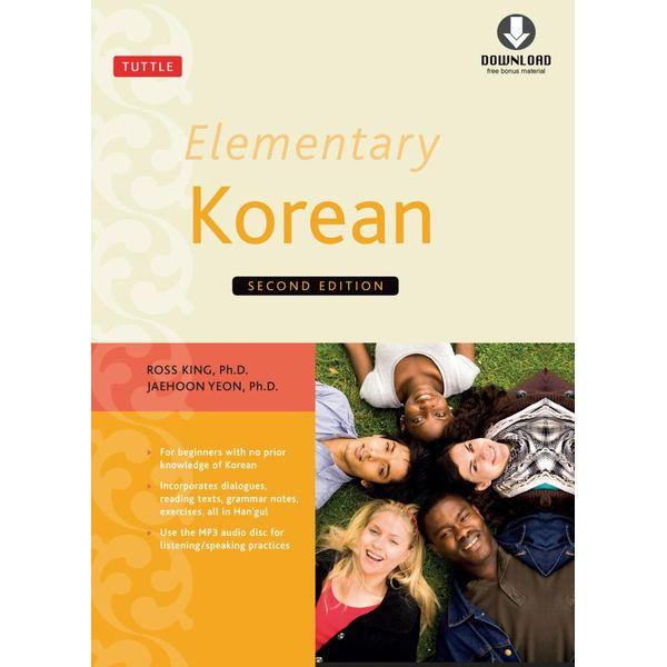 Elementary Korean Second Edition - Ross King, Jaehoon Yeon Ph.D. | Karta-nauczyciela.org
