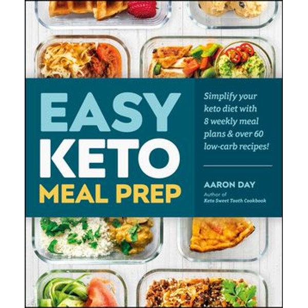 Easy Keto Meal Prep - Aaron Day | Karta-nauczyciela.org