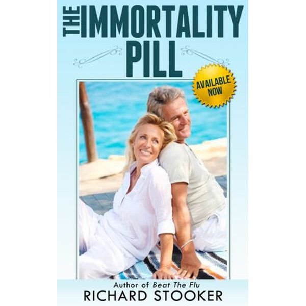 The Immortality Pill - Richard Stooker   Karta-nauczyciela.org