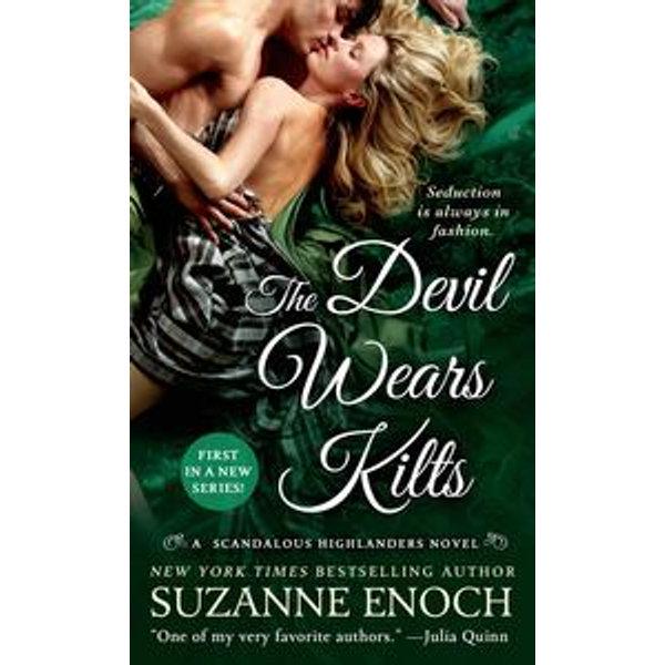 The Devil Wears Kilts - Suzanne Enoch | Karta-nauczyciela.org