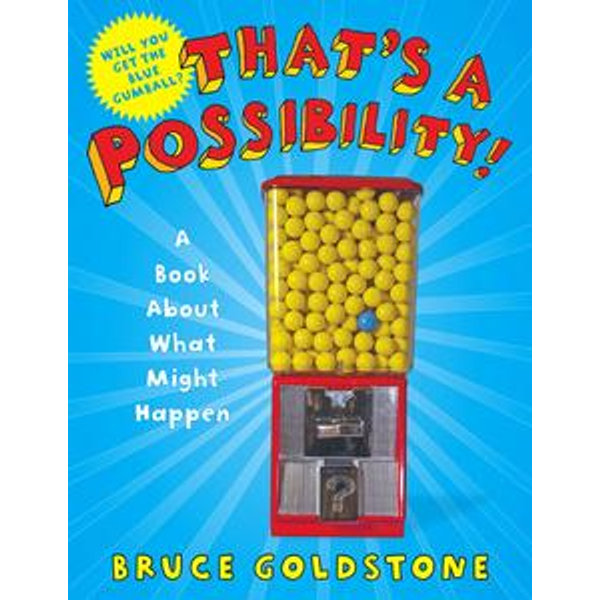 That's a Possibility! - Bruce Goldstone   Karta-nauczyciela.org