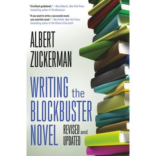 Writing the Blockbuster Novel - Albert Zuckerman   Karta-nauczyciela.org