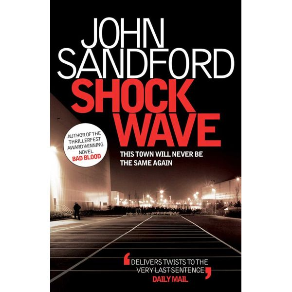 Shock Wave - John Sandford   Karta-nauczyciela.org