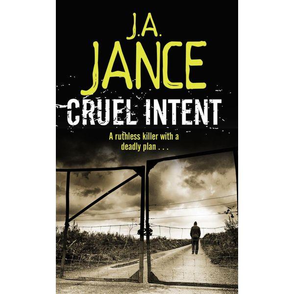 Cruel Intent - J.A. Jance | Karta-nauczyciela.org
