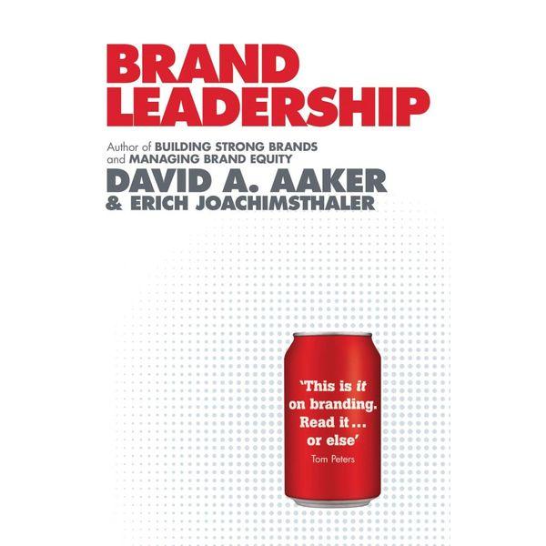 Brand Leadership - David A. Aaker, Erich Joachimsthaler   Karta-nauczyciela.org