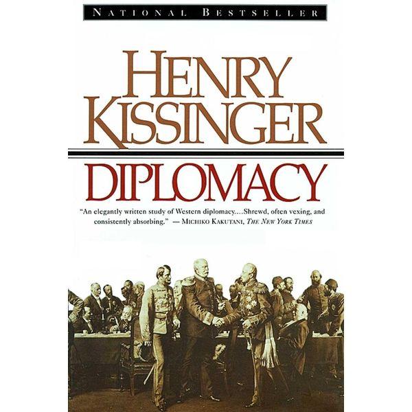 Diplomacy - Henry Kissinger | Karta-nauczyciela.org