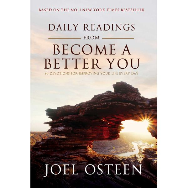 Daily Readings from Become a Better You - Joel Osteen   Karta-nauczyciela.org