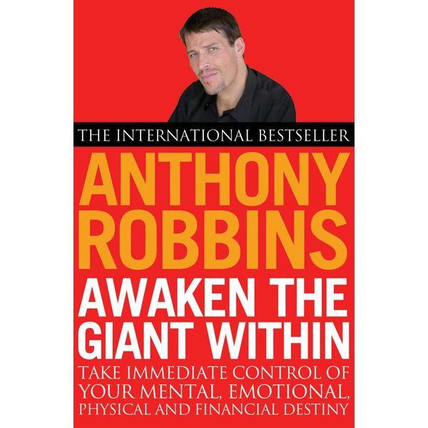 Awaken The Giant Within - Tony Robbins | Karta-nauczyciela.org