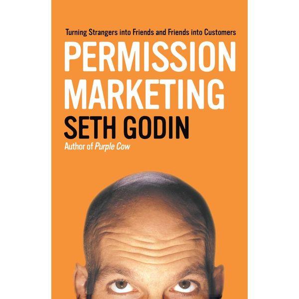 Permission Marketing - Seth Godin | Karta-nauczyciela.org