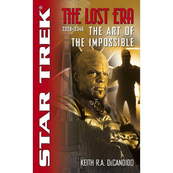 The Lost Era - Keith R. A. DeCandido | Karta-nauczyciela.org