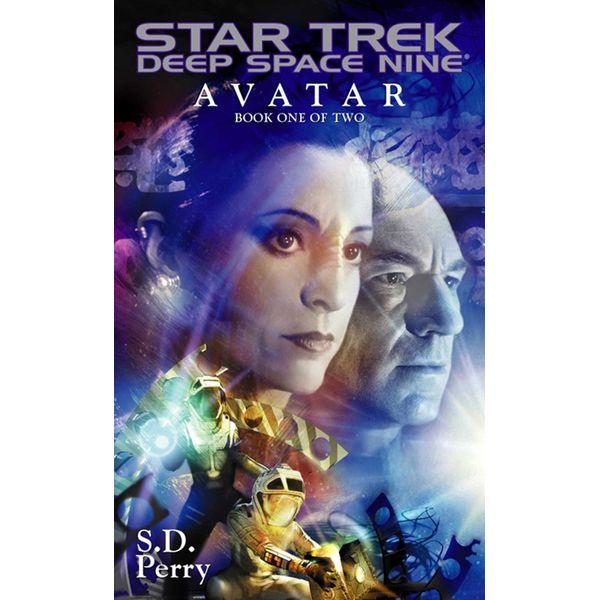 Avatar Book One - S.D. Perry | Karta-nauczyciela.org